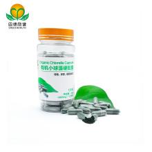 GMP Factory Supply Organic Chlorella Capsule