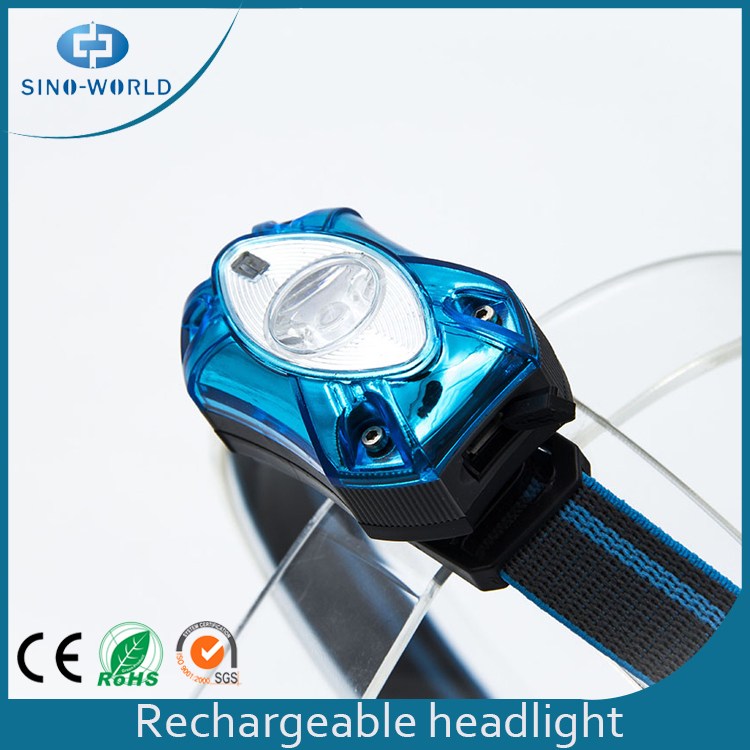 Usb Charging Headlight