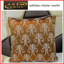 Embroidery Decorative Cushion Fashion Velvet Pillow (EDM0316)