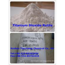 Weißes Pigment Titandioxid Rutil