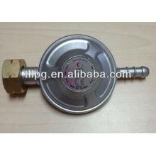 Baixa pressão lpg cozinhar reduzindo o gás lpg regulador do cilindro