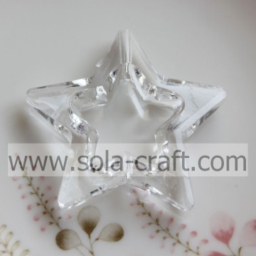 Lovely Acrylic Start Beads