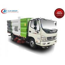 2019 HOT New FOTON 5cbm camión de barrido de caminos