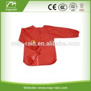 100% Waterproof paint pvc apron for kids