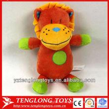 Яркие и красочные льва плюшевые игрушки ребенок лев игрушка
