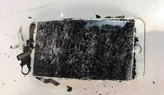 iPhone 7 blast 2