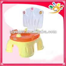 Multifunktionale kleine Hocker Baby Kunststoff WC Hocker