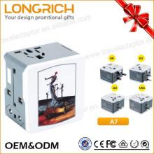 Werbegeschenk Großhandel Portable Plug Pro Adapter