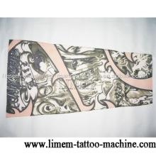 manga de tatuagem