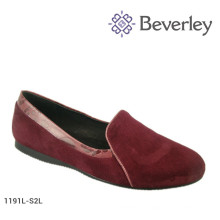 Новая Мода Плоский Женская Обувь Больших Размеров