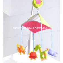Factory Supply Baby Bed Musical Movement Hang Toy