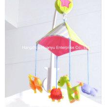 Fábrica de fornecimento de cama de bebê movimento musical Hang Toy