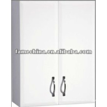2013 White MDF high gloss storage cabinet