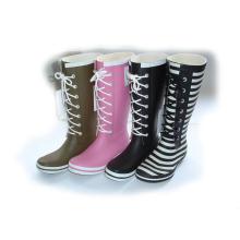 Ladies′ Rubber Boots_Garden Shoes _Rubber Garden Shoes