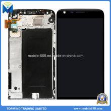 Pantalla LCD de repuesto para LG G5 H850 LCD con digitalizador táctil con carcasa frontal
