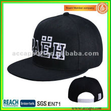 Wholesale Snapback Caps Black SN-0072