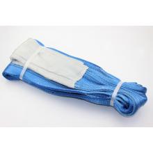 Sangle de levage plate de polyester de 10 tonnes du fabricant de la Chine Tbs020