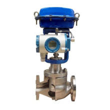 Hcn Low Noise Cage Type Pneumatic Control Valve