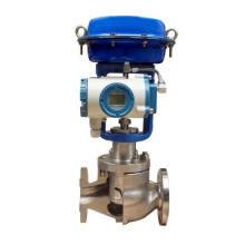 Válvula de regulação pneumática de baixo nível de ruído da gaiola de Hcn