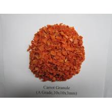 A Grade Dehydrated Carrot Granule 10X10X3mm