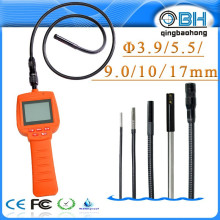Video Endoscope camera sewer pipe inspection camera