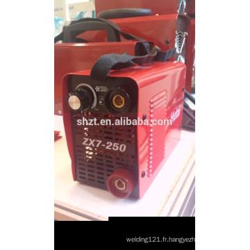 Machine de soudure MMA mini Inverter MMA chinoise (CE)