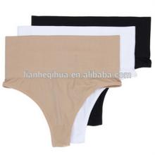 Free Samples Plus Size Hot Sell Good Tase Sexy Seamless Women High Waist Seamless Underwear