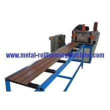 Hydraulic Cutting Trapezoid Panel Wall Roll Forming Machine