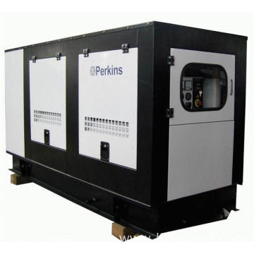 Best Quality for Soundproof Diesel Generator 2 Years Warranty Perkins Silent Diesel Generator supply to Germany Factory