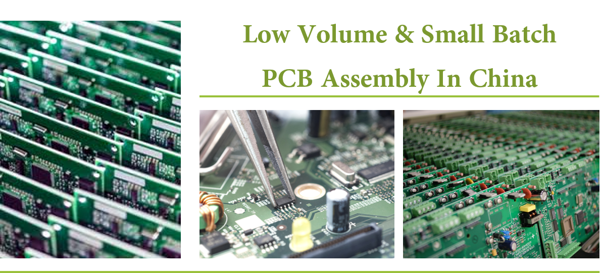 Low Volume & Small Batch PCB Assembly In China