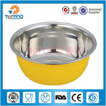 bulk buy from china stainless steel container,basin,salad bowl