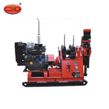 Portable Rotary Borehole Water Drilling Rig Machine