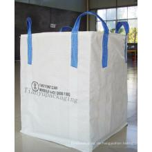 One Ton Bulk Bag, Super Sank, FIBC für Sand, Zement, Baustoffe