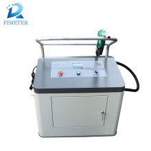 Mini mobile portable lubricating oil filling machine cutting fluid