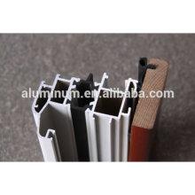 Алюминиевые материалы для дверных и оконных профилей