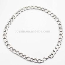 Ожерелье цепи оптовой продажи фабрики тонкое нержавеющей