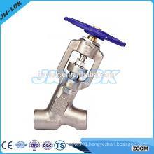 High efficiency handle wheel globe valve