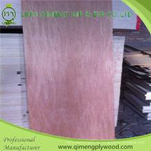 Madera contrachapada de la piel de la puerta de Blarngor Core 2.7mm Bintangor con alta calidad