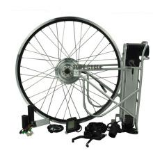 fabricación de suministro directo de bajo precio kit de bicicleta eléctrica de China