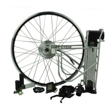 China TOP ecycle rear/front wheel hub motor electric bike kit for sale