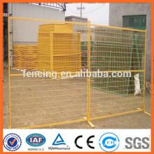 painéis de vedação temporária de construção removível de venda quente