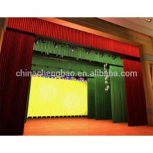 China Lieferant Theater Bühnenvorhänge zum Verkauf