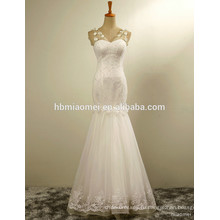Заводская цена последние конструкции платья бисероплетение кружева современная русалка свадебное платье цена с белым изысканный цветок