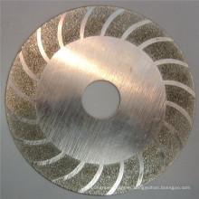 rueda de corte de diamante de alta calidad del fabricante de porcelana