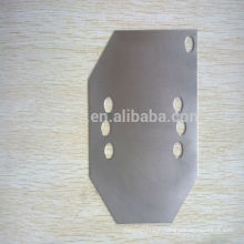 Customized Cutting 4mm Titanium Sheet Gr5 For Machinery