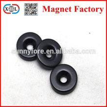 Фабрика сделать индивидуальные круглые магниты с отверстие для винта