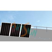 Montagehalterungen für Solarmodule - einstellbar für Flachdach