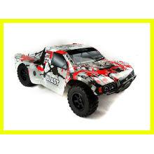 01:10 carro rc nitro carro SC, duas velocidade, marca vrx
