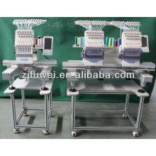 Neueste ZWEI Köpfe Stickmaschine mit Preis