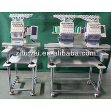 Newest TWO heads cap embroidery machine with price